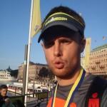 Tung dag på DN Stockholm Halvmarathon